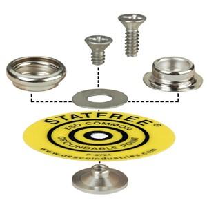 09864-マット留め具、共通、セット、10mm