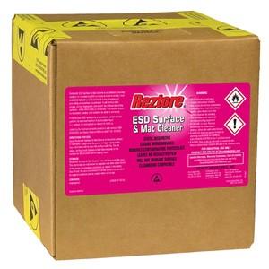 Desco Asia 10438 Reztore 174 Esd Surface Amp Mat Cleaner 10l Box
