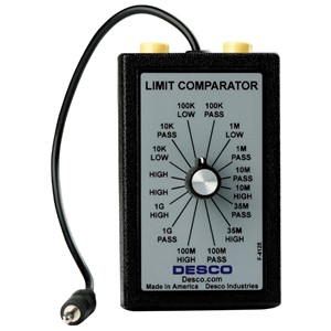 19259-LIMIT COMPARATOR FOR X3 COMBO TESTER