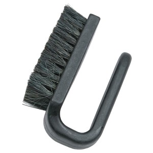 BRUSH, CONDUCTIVE, CURVED HANDLE, FIRM, 76 MM x 38 MM