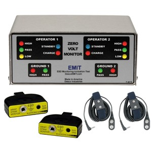 50538-モニター、ZVM、リストストラップ (09163) 2つ付き、110V