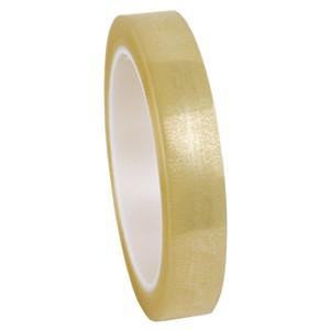 79204-テープ、WESCORP、透明、静電気防止 19 mm x 65.8 m、76 mm ID