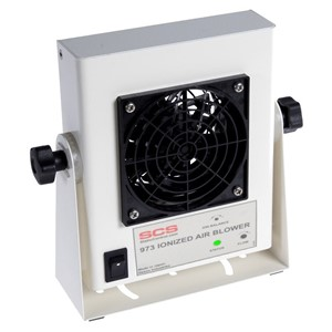973-RW0-010-IONIZED AIR BLOWER IONIZER SCS11-002, WITH AC ADAPTER