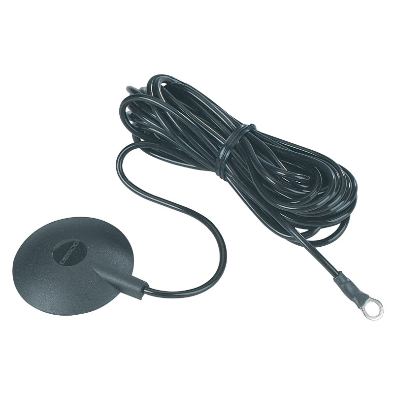 09813-CORD, GROUND, MAT, 10MM STUD, W/RESISTOR, 4.6M