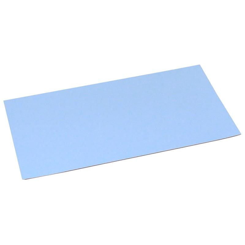 10183-ラミネート、MICASTAT、帯電防止、 青 1 mm x 914 mm x 3.05 m