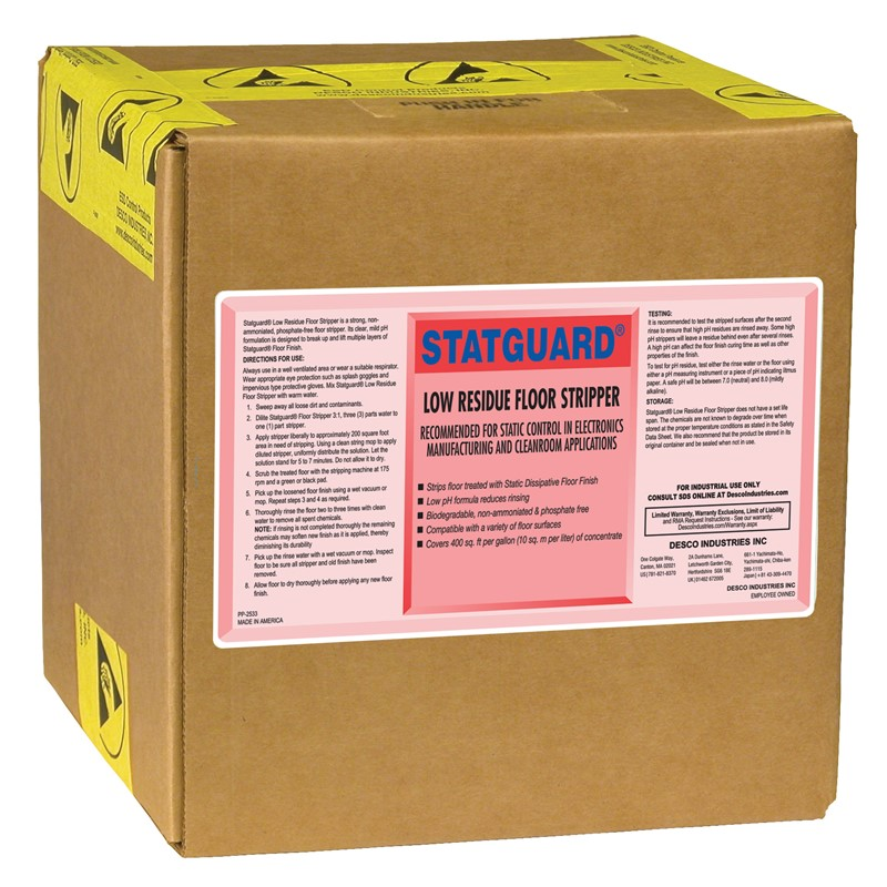 10441-STRIPPER, FLOOR, STATGUARD 10L BOX