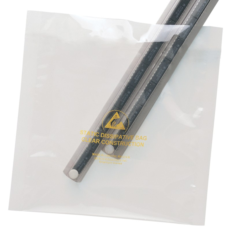 13872-BAG, STATFREE, CLEAR, 127MM x 203MM, 100 EA/PACK