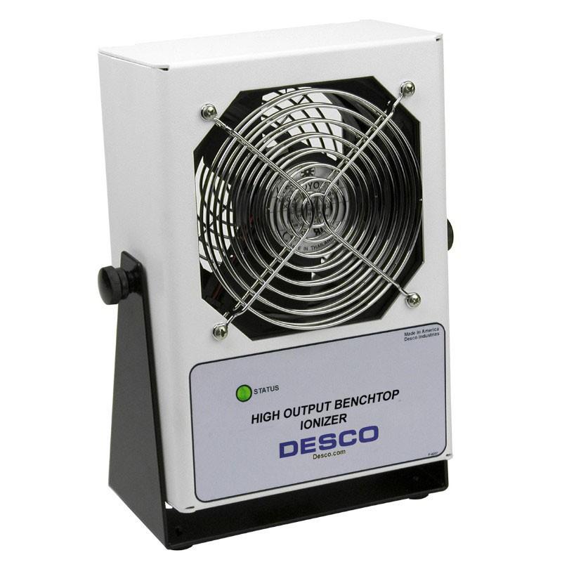60505-IONIZER, BENCHTOP, HIGH OUTPUT, 120VAC, NIST