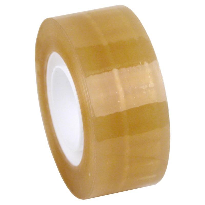 79202-テープ、WESCORP、透明、静電気防止 25 mm x 32.9 m、25 mm ID