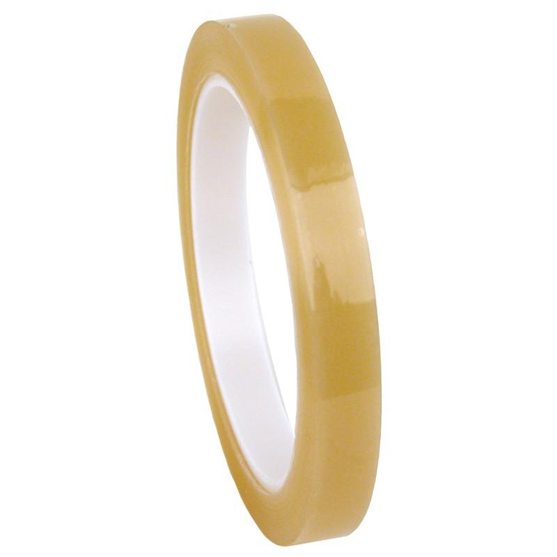 79203-テープ、WESCORP、透明、静電気防止 13 mm x 65.8 m、76 mm ID