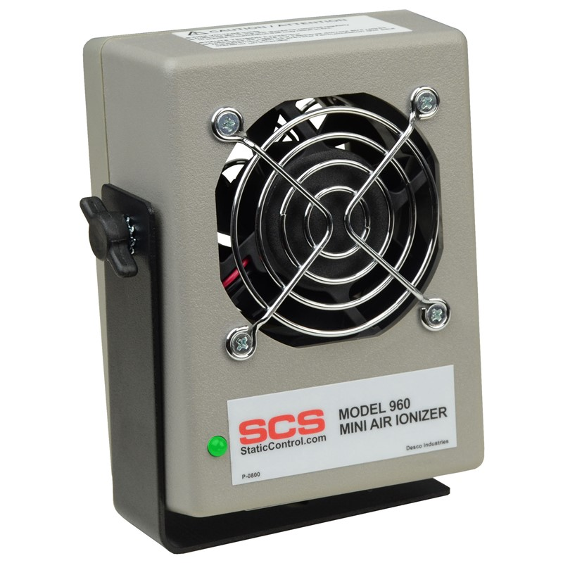 960 KIT-MINI AIR IONIZER WITH POWER SUPPLY