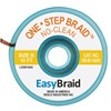 DESOLDERING BRAID, ONE STEP, 1.3 MM x 3 M, ANTISTATIC, 25/PK